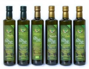 Olivenölsortiment 2012